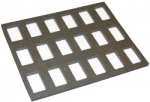TAG and DFX One Stroke Cake Palette Insert 18 x 30 g  (made by TAG)