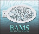 BAM2015 Bad Ass Mini Stencils