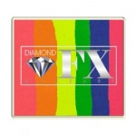 RS50-24 Diamond FX Colour Splash Split Cake 50 g