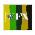 RS50-3 Diamond FX Cucumber Rage Split Cake 50 g
