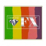 RS50-90 Diamond FX Raving Rainbow Split Cake 50 g