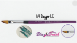 Blazin Brush Dagger Limited Edition by Marcela Bustamante