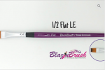 Blazin Brush Limited Edition Flat 1/2'' byy Marcela Bustamanate
