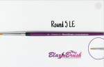 Blazin Brush Round Number 5 Limited Edition by Marcela Bustamante