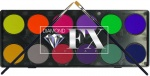 Diamond FX Metallic and Neon Palette 12 x 10 g