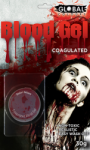 Global Colours Blood Gel Coagulated 30 g