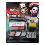 Global Colours Body Art Horror Makeup Kit