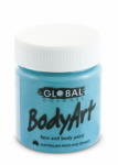 Global Body Art Liquid Face Paint Standard Turquoise 45 ml