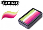 Global Colours Body Art Fun Stroke Bali 30 g