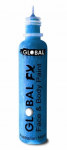Global Colours Body Art Glitter FX Aqua Blue 36 ml