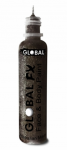 Global Colours Body Art Glitter FX Jet Black 36 ml