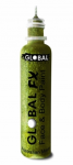 Global Colours Body Art Glitter FX Lime Green 36 ml