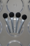 Grimas Applicator Set Spare Heads (4 pack)