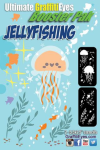 Graffiti Eyes Stencils Jellyfishing Booster Pak