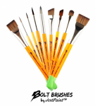 BOLT Firm Brush Set