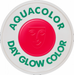 Kryolan Aquacolor UV-Dayglo Pink 30 ml