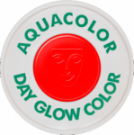 Kryolan Aquacolor UV-Dayglo Red 30 ml