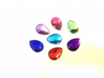 Kryvaline Jewel Tear Drop 14 mm (30 Pack)