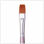 Loew-Cornell American Painter 4550 Series Flat Brush 1''