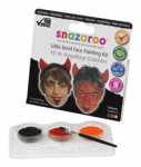 Snazaroo Little Devil Themed Face Painting Kit