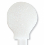 Lollipop Swab White