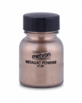 Mehron Metallic Powder Gold (Approx 30 ml/1 oz)