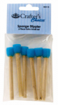 Royal and Langnickel Wooden Handle Extra Small Sponge Mop (6 Pack)