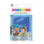 Snazaroo Boys Adventure Stencils (Pack of 6)
