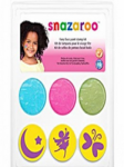 Snazaroo Face Paint Stamp Kit - Fairies