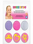 Snazaroo Face Paint Stamp Kit - Princesses