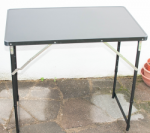 One Metre Aluminium Frame Trestle Table