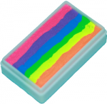 TAG One Stroke Split Cake Neon Rainbow 30 g