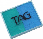 SP1910 TAG Pearl Teal and Pearl Sky Blue Split Cake 50 g
