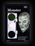 Mehron Tri Colour Makeup Palette Monster