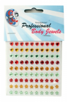 PartyXplosion Body Jewels Assorted Designs 90 x 6 mm