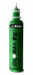 Global Colours Body Art Glitter FX Emerald 36 ml