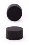 PartyXplosion Black Sponges (Single Sponge)